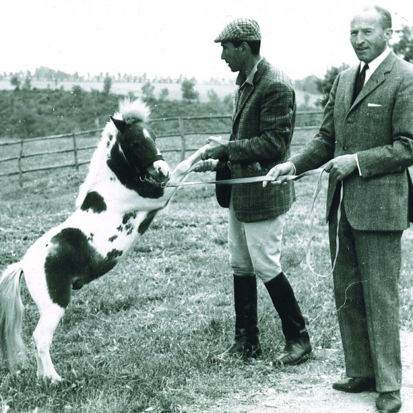 M.Othmar Rey et M. Piezo d'Inzéo